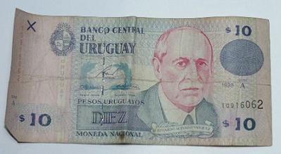 Un peso en pesetas